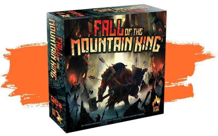 Fall of the mountain King en español