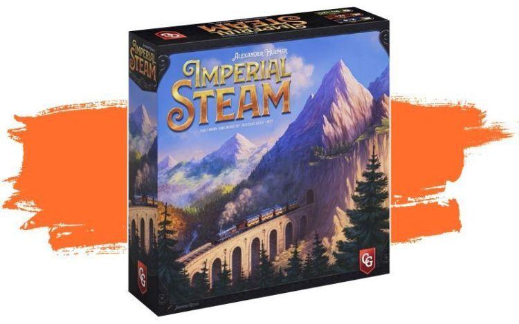 Imperial Steam caja