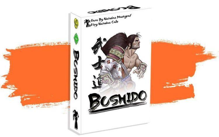 Bushido Card Game