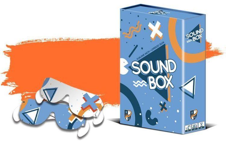 SOUND BOX - Kickstarter Mayo segunda quincena 2021