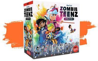 Nominados Spiel Des Jares 2021 - Zombie teenz