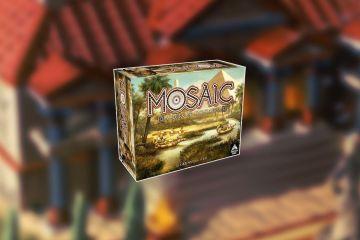 Mosaic primeras impresiones en español
