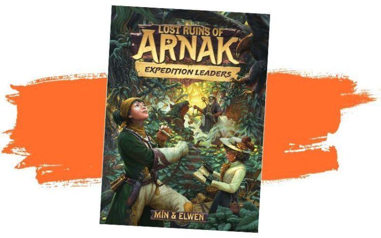 Arnak  Expedition Leaders portada en español