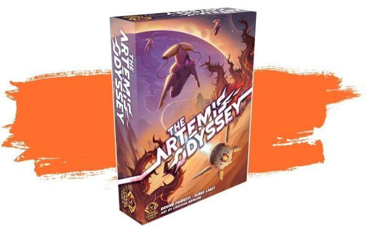 The Artemis Odyssey - caja del juego