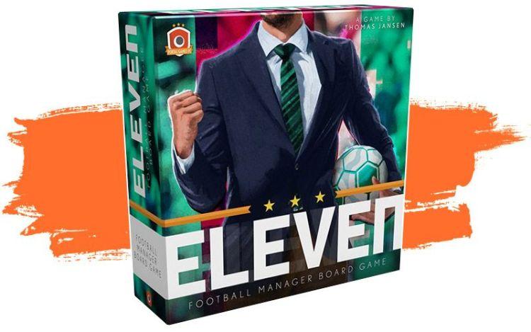 ELEVEN - Proyectos Gamefound