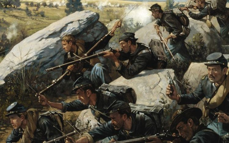 Gettysburg GCACW Enciclopedia Parte 3