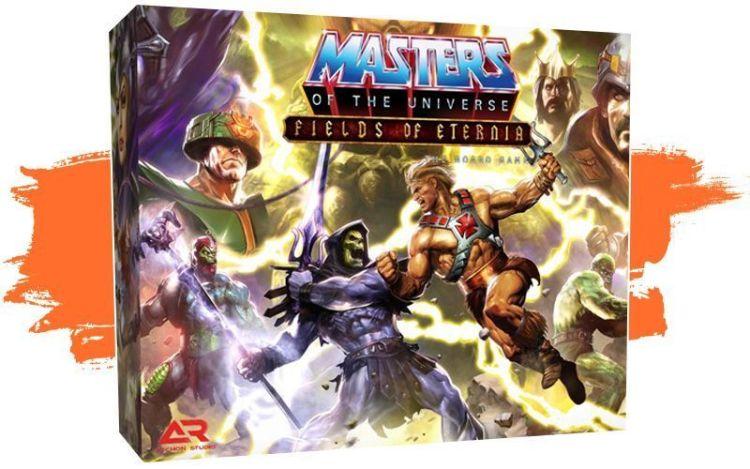 Masters del universo el juego de mesa