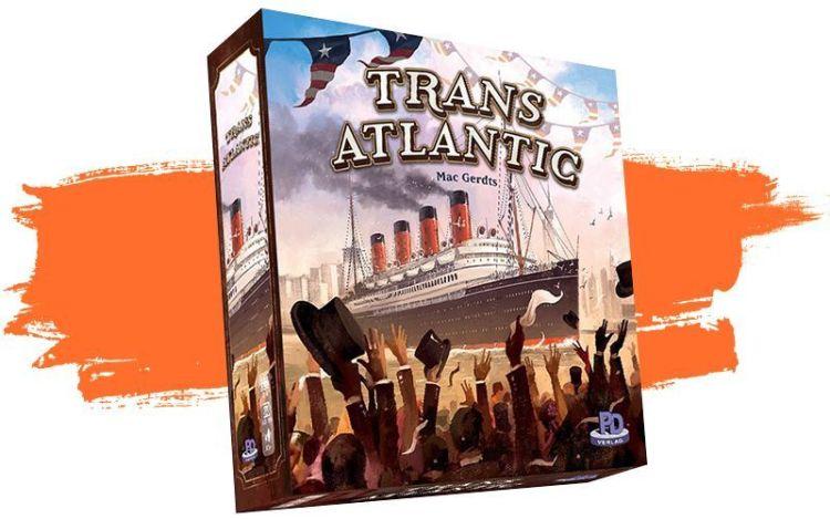 Transatlantic caja del juego