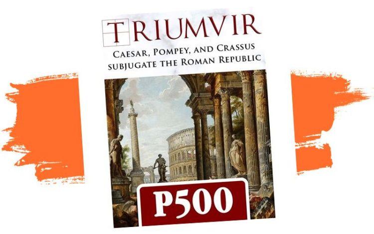 GMT 2021 - Triumvir