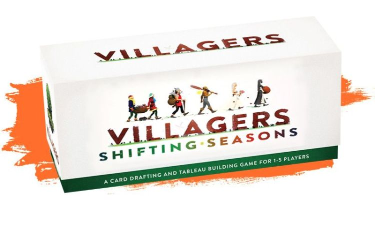 Expansion Villagers - Kickstarter Junio segunda quincena 2021
