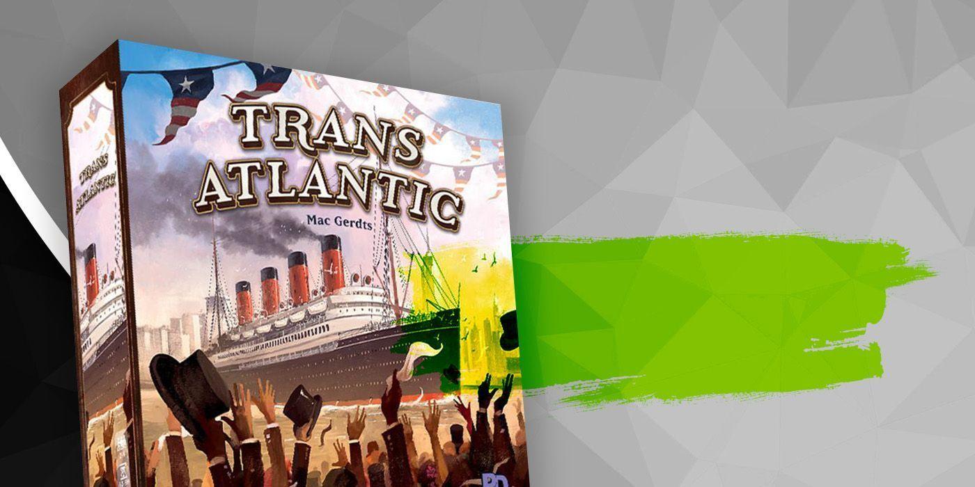 Mac Gerdts, autor de Contordia está preparando una segunda parte de Transatlantic. Este nuevo proyecto que podemos encontrar en Boardgamegeek como Transatlantic II aún tiene un nombre provisional. A continuación os dejo info tanto de este proyecto como de la anterior edición.