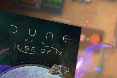 Rise of ix expansión