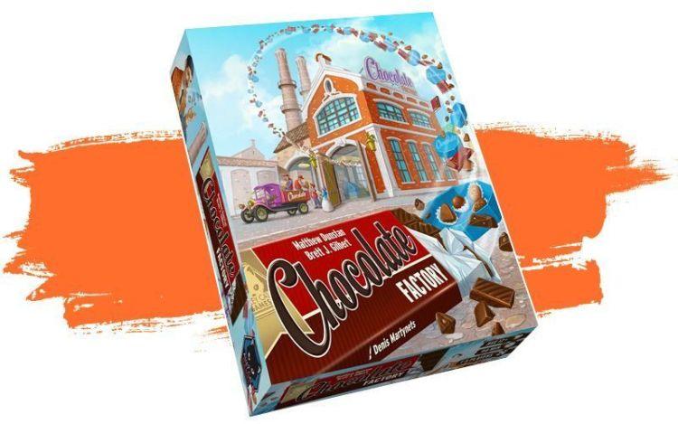 Novedades Agosto 2021 - Fabrica de Chocolate