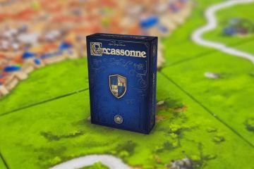 Carcassonne 20 aniversario en español