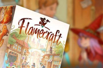 Flamecraft portada