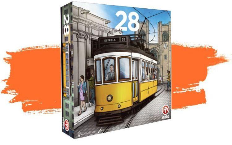Lisbon Tram 28 - juegos ligeros 2021