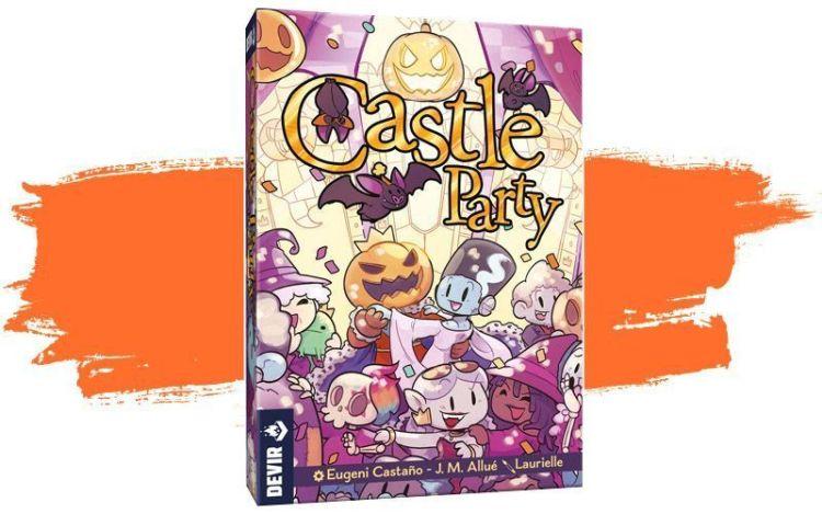 Castle Party de Devir