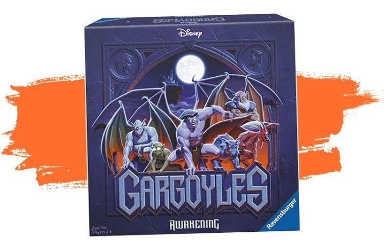 Gargoyles - tier list verano 2021 juegos de mesa