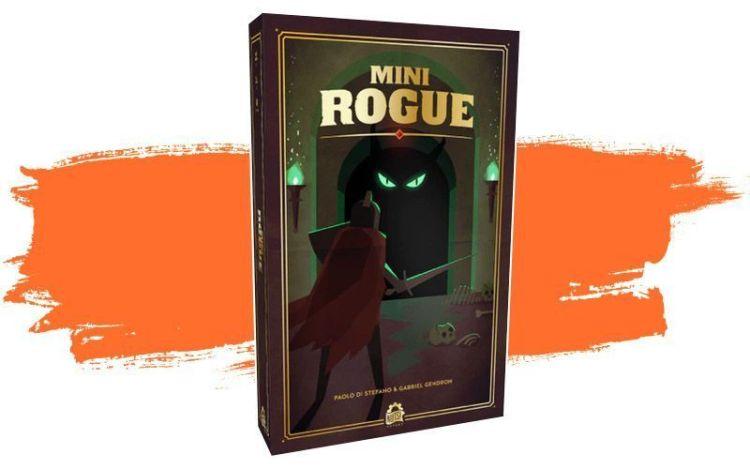 Mini Rogue en español