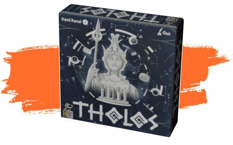 Tholos - juegos ligeros 2021