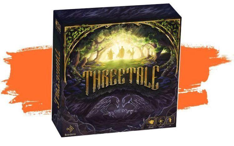 Threetale - Kickstarter segunda quincena Agosto