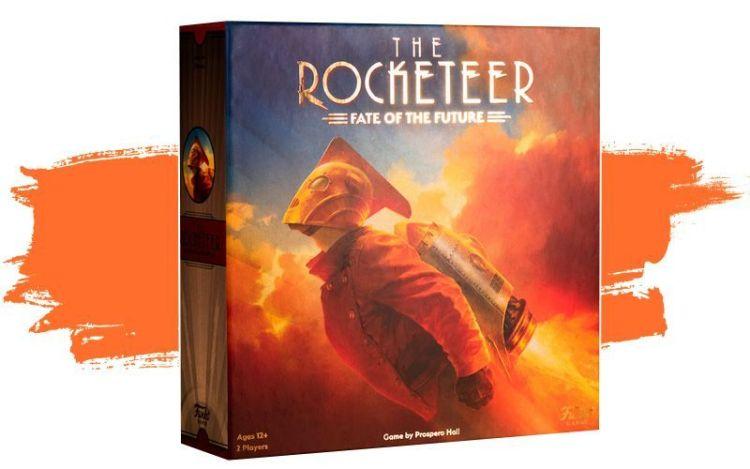 Rocketeer Funko Games