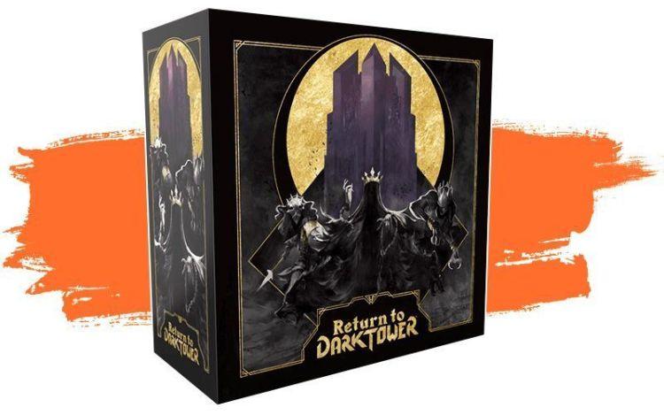 Return to the Dark Tower - en español