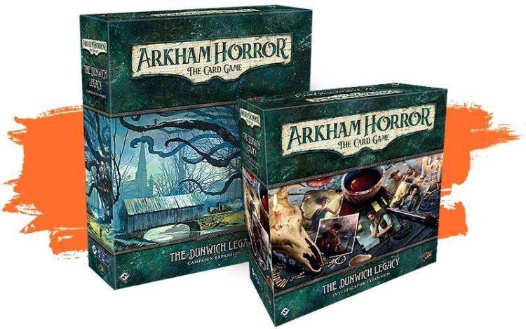 anuncios Fantasy Flight GENCON - Arkham LCG
