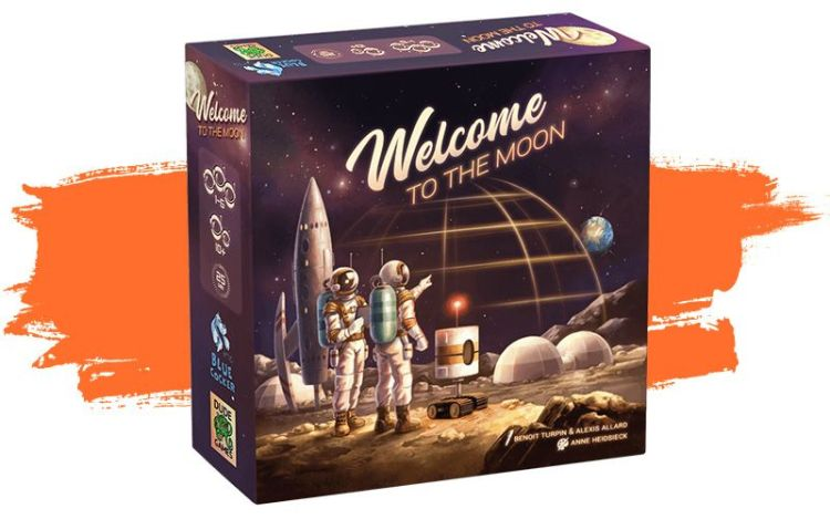 Blue Cocker Essen 2021 - Welcome to the moon