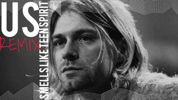 US - 'Smells Like Teen Spirit REMIX' Nirvana