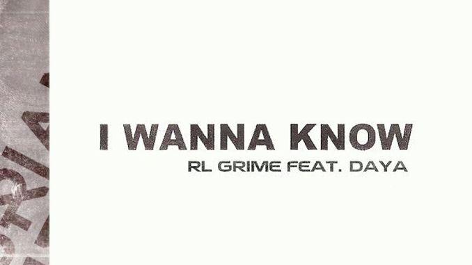 RL Grime ft. Daya - I Wanna Know (Voyage Remix) [Future Bass]