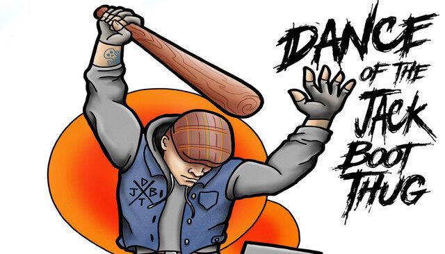 Roanman - Dance of the Jackboot Thug