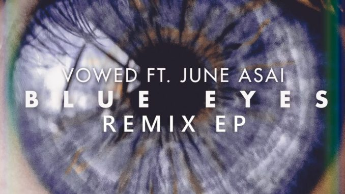 VOWED Ft. June Asai - Blue Eyes (Marlonicx Remix)