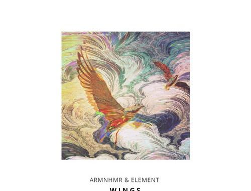 ARMNHMR & Element ft. Graye - Wings [future bass]
