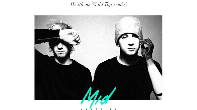 Twenty One Pilots - Heathens (Gold Top Remix) [Trap, EDM]