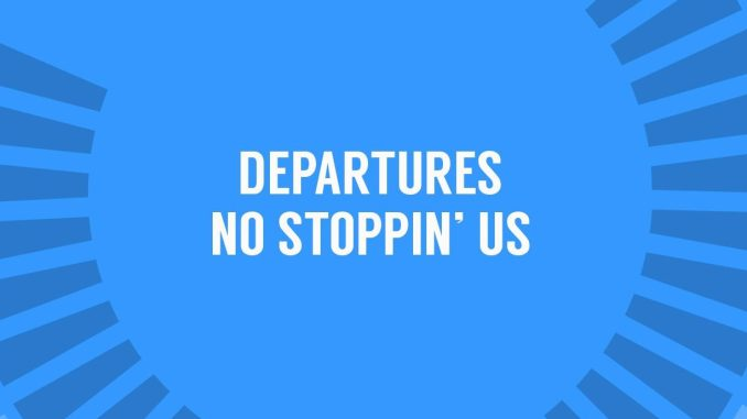Departures - No Stoppin' Us [House, Future House]