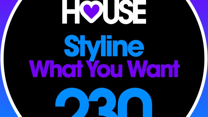 Styline - What You Want [Tech House, Power House]