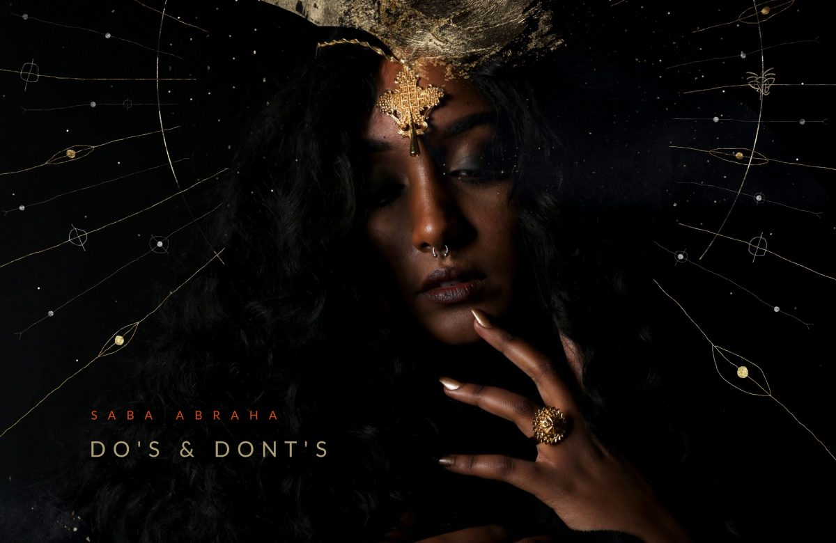 Saba Abraha - Do's & Dont's (Produced by De'Jour Thomas) [Pop, Dark RnB]