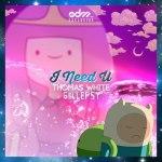 Thomas White & Gillepsy — I Need U