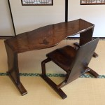 高文机と高座椅子2