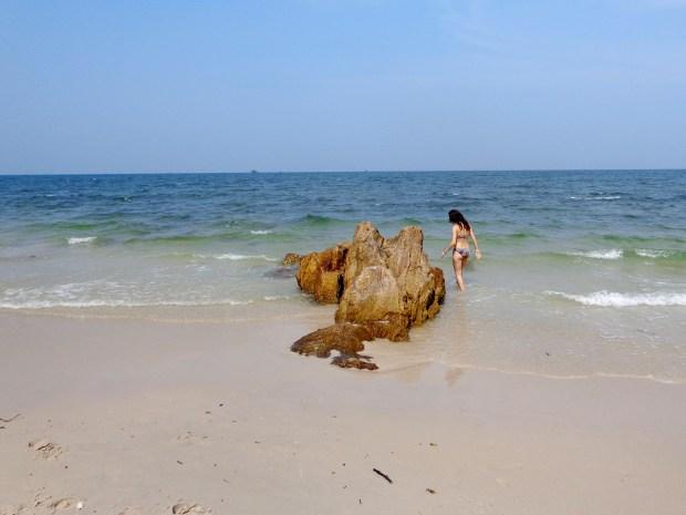Beach time on Hua Hin