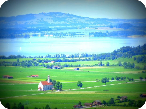 Views in Fussen
