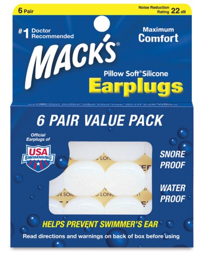 Packing for Southeast Asia: bring earplugs