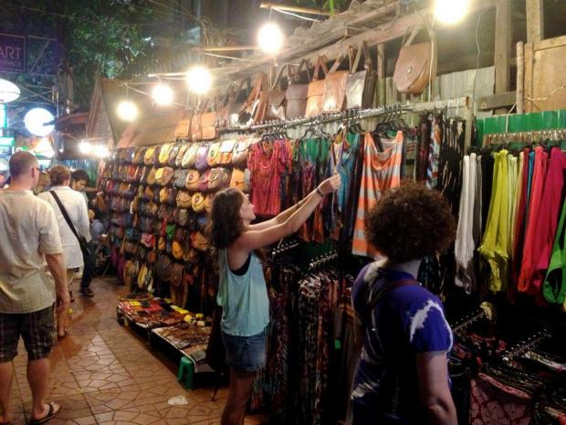 Packing for Southeast Asia: you can buy it there