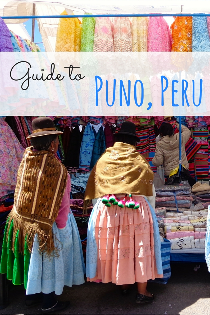 Guide to Puno