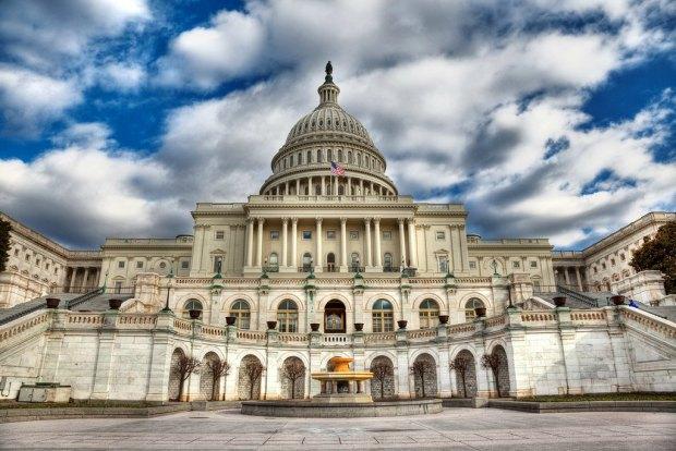 Washington DC Capitol building visit from Baltimore