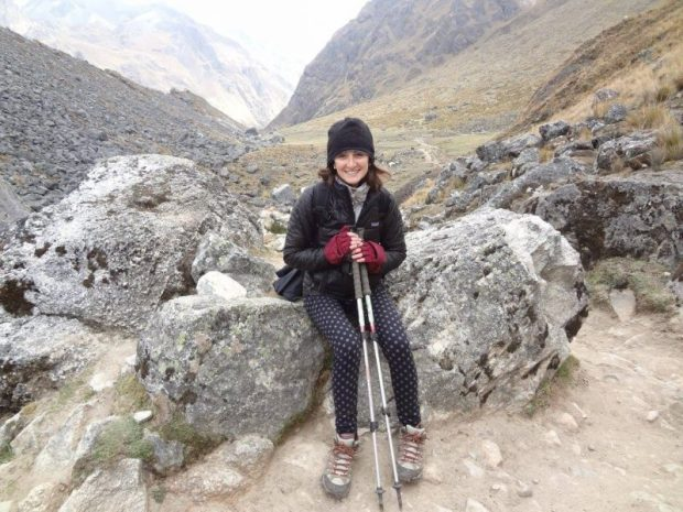 Packing for winter travel: fleece leggings
