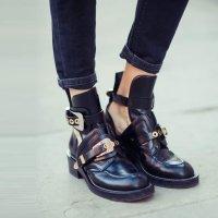 #IWant... les cut out boots de Balenciaga