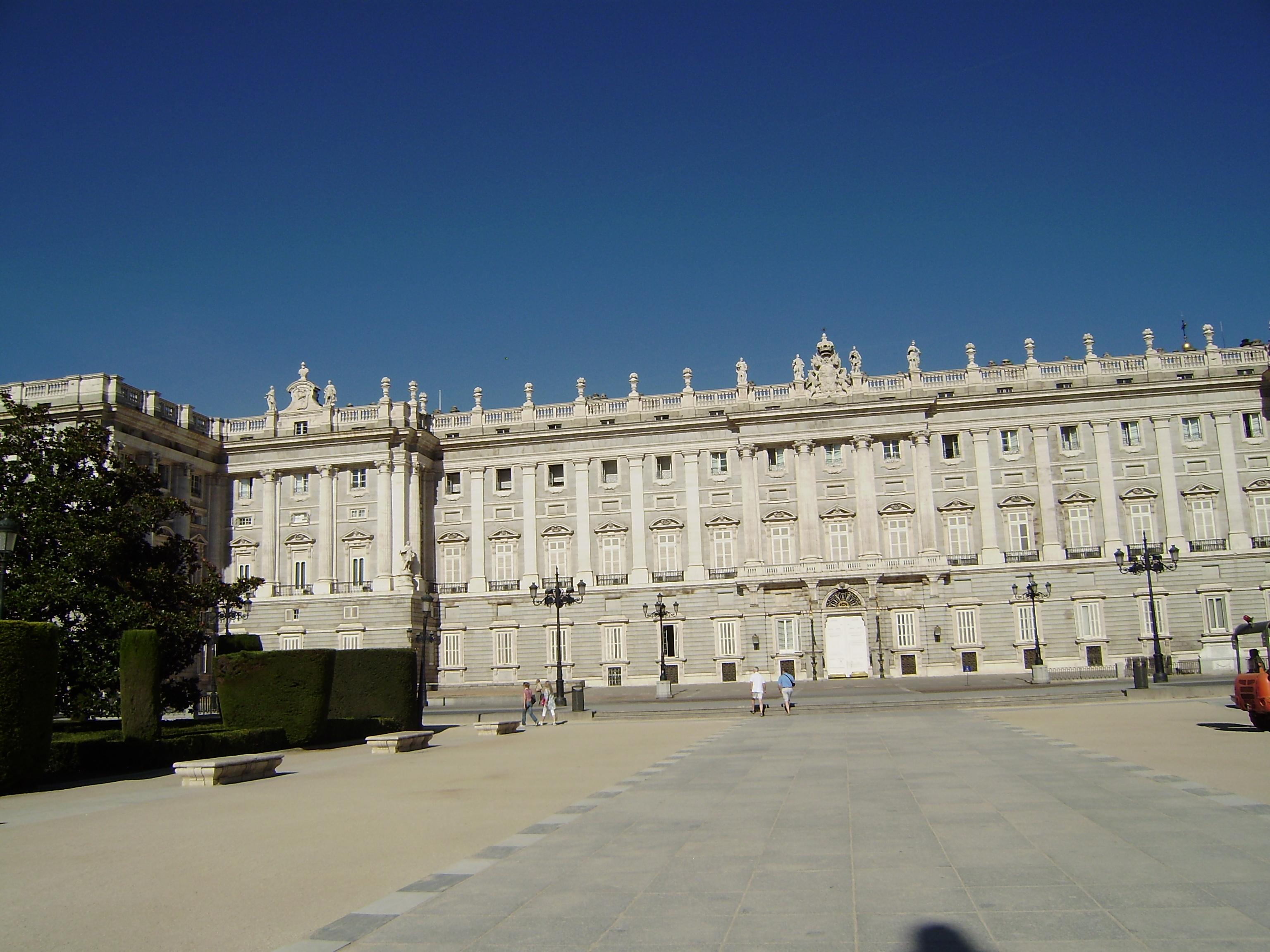 Palacio Real.-2
