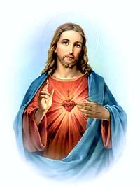 Al Sagrado Corazón de Jesús